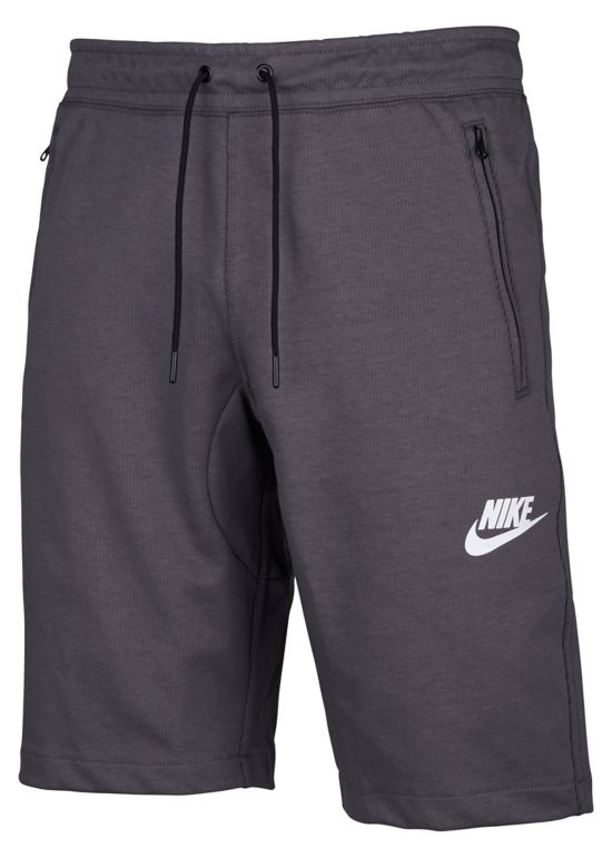 Advance 15 Shorts Herre DARK GREY/BLACK
