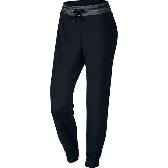 Advance 15 Joggebukse Dame 010-BLACK/BLACK