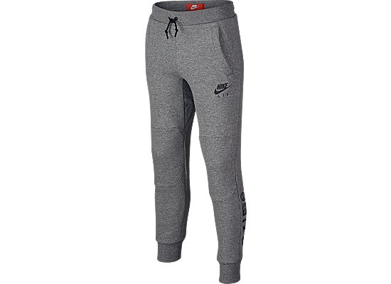 Sportswear Bukse Junior CARBON HEATHER/