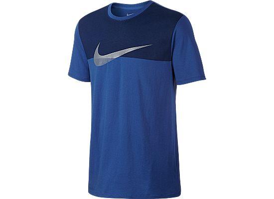Advance 15 Swoosh T-skjorte Herre GAME ROYAL/GAME