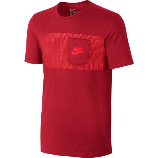 Cortez T-skjorte Herre UNIVERSITY RED/