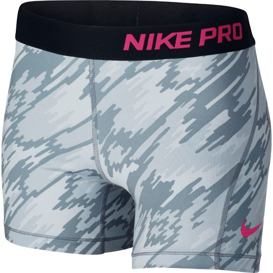 Pro Cool Shorts Tight Jr. 043-PURE PLATIN