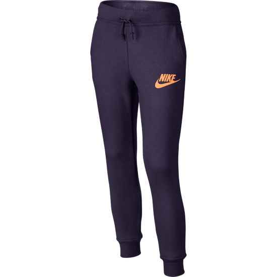 NSW Modern Joggebukse Jr. 524-PURPLE DYNA