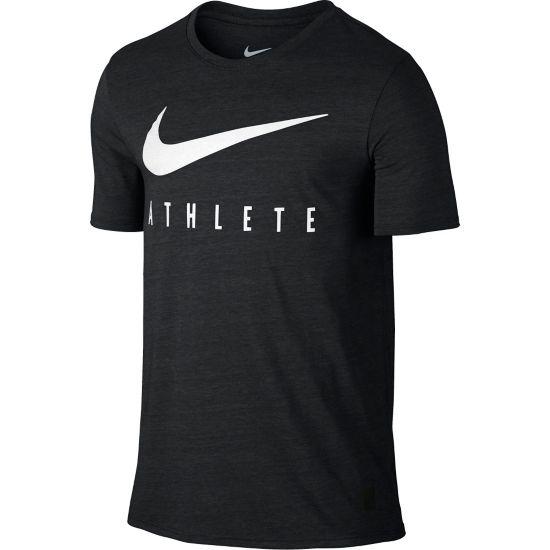 Mesh Swoosh Athlete T-skjorte Herre