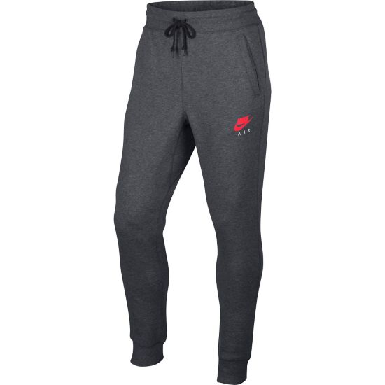 NSW Air Joggebukse Herre CARBON HEATHER/