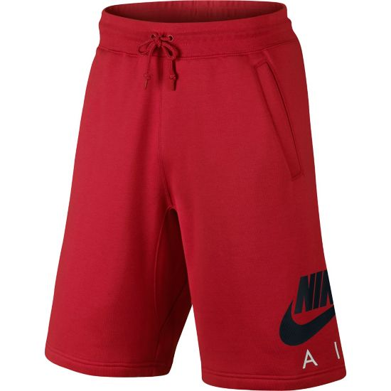 NSW Air Joggeshorts Herre UNIVERSITY RED/