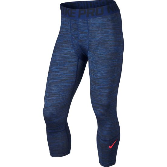 Pro Hypercool 3/4 Tights Herre OBSIDIAN/DEEP R