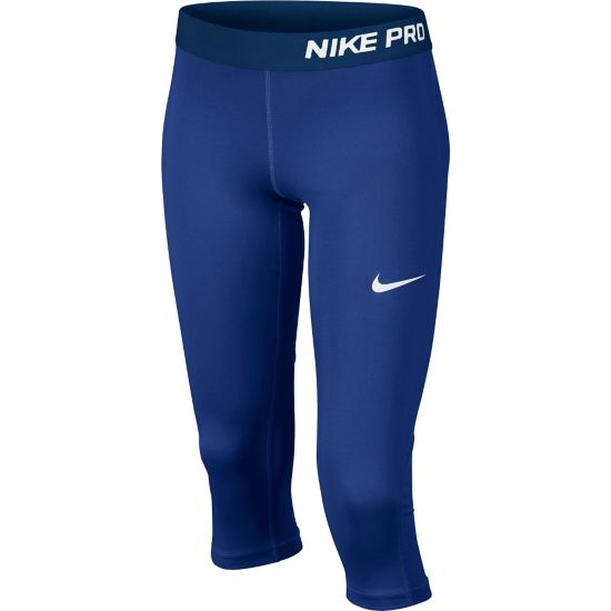 Pro Cool Capri Tight Jr.