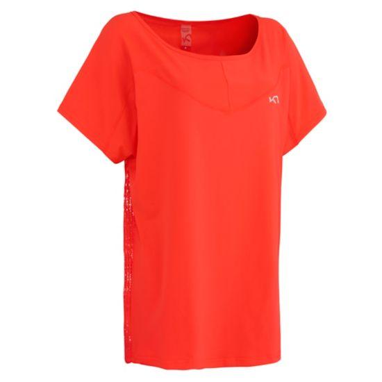 Annica T-skjorte Dame CORAL