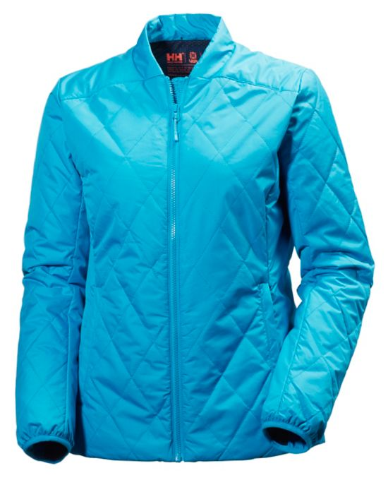 Powderqueen Insulator Jakke Dame WINTER AQUA
