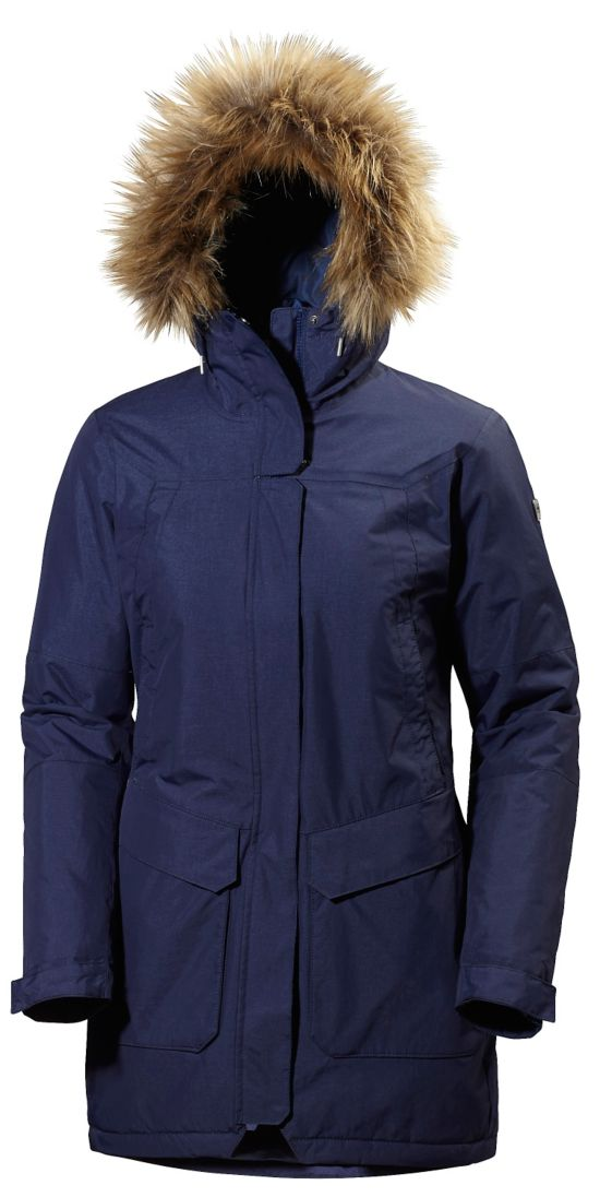 Coastline 2 Parkas Dame EVENING BLUE