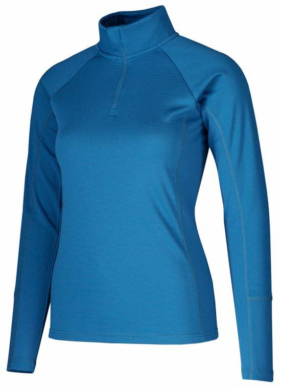 Wallan Pullover Dame BLUE PETROL
