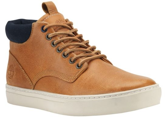 2 0 Cupsole Chukka Wheat