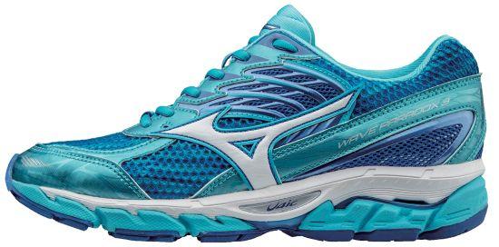 Wave Paradox 3 Løpesko Dame BLUE ATOLL/WHIT