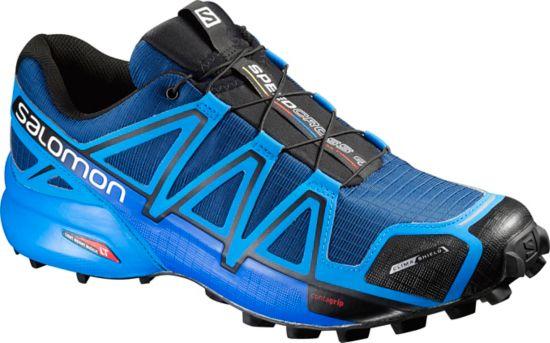 Speedcross 4 CS Terrengløpesko Herre BLUE DEPTH
