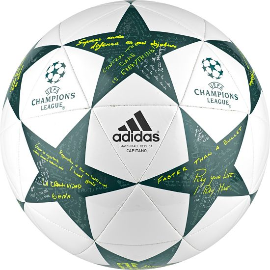 Finale16 Cap Fotball