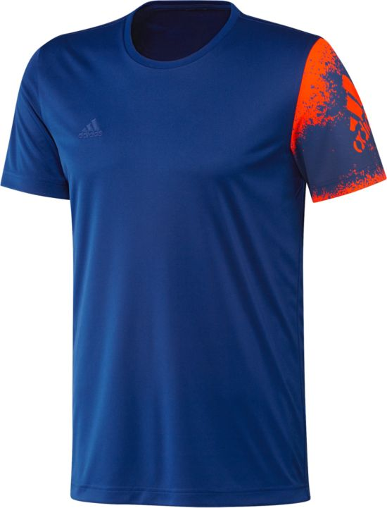 X Trenings T-Skjorte Herre CROYAL/SOLRED