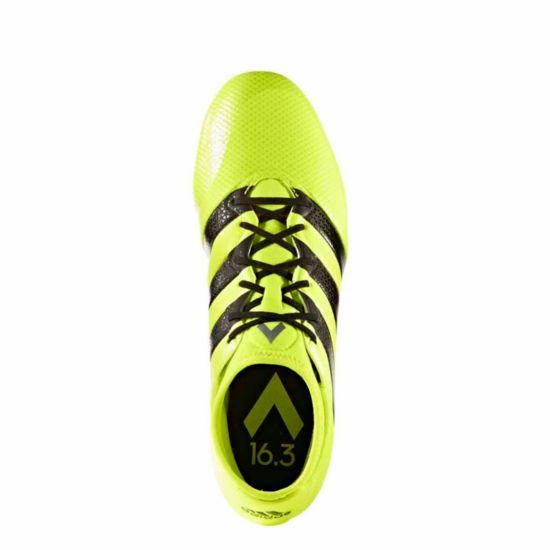 Ace 16.3 Primemesh FG/AG Fotballsko SYELLO/CBLACK/S