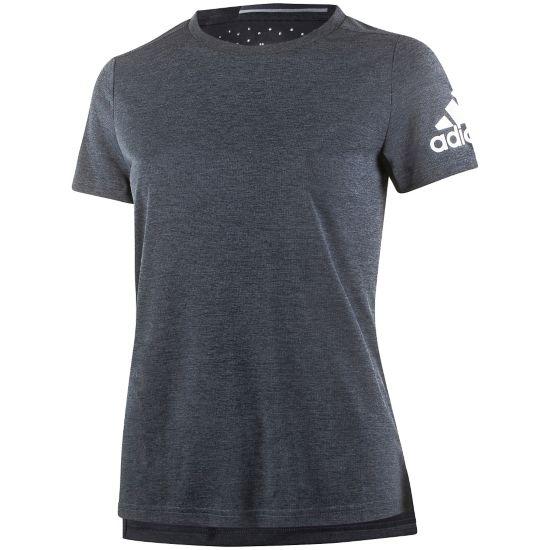 Climachill Trenings T-Skjorte Dame