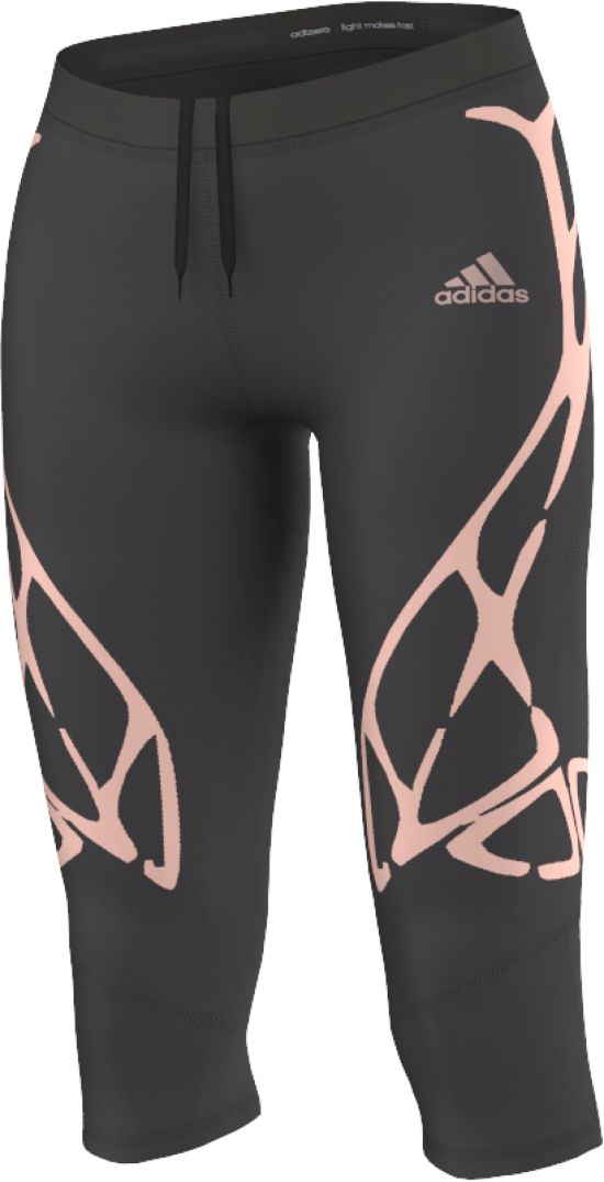 Adizero Spiderweb 3/4 Tights Dame