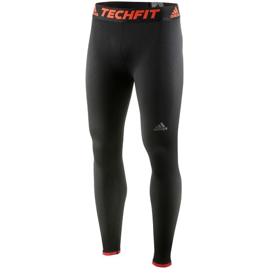 Techfit Climaheat Tights Herre BLACK