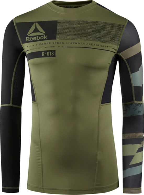 One Series Activchill Compression Trøye Herre CANGRE