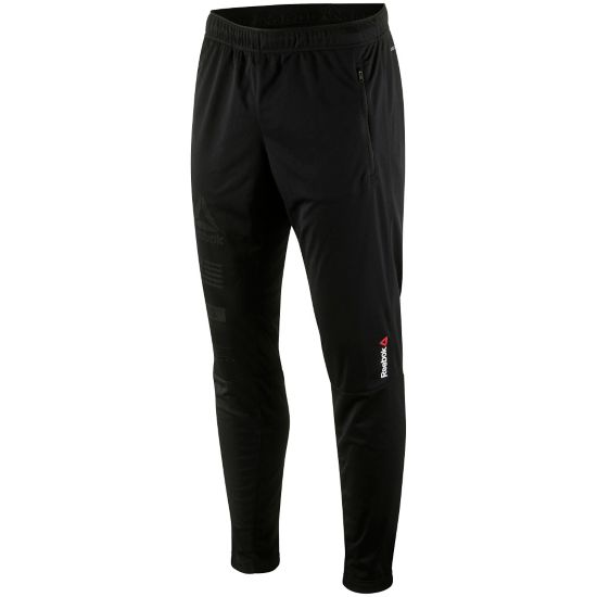 One Series Knit Trackster Pant Herre BLACK