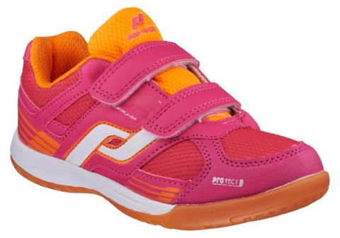Courtplayer hallsko junior RED/ORANGE