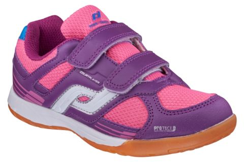 Courtplayer hallsko junior PURPLE/PINK/BLU