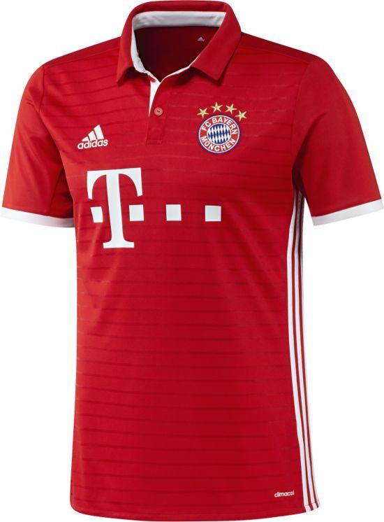 Bayern München Hjemmedrakt 16/17 FCBTRU/WHITE