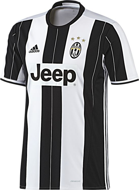 Juventus Hjemmedrakt 16/17 Jr.