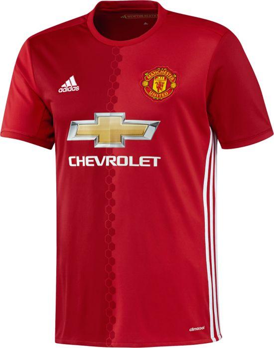 Manchester United Hjemmedrakt 16/17 Jr.