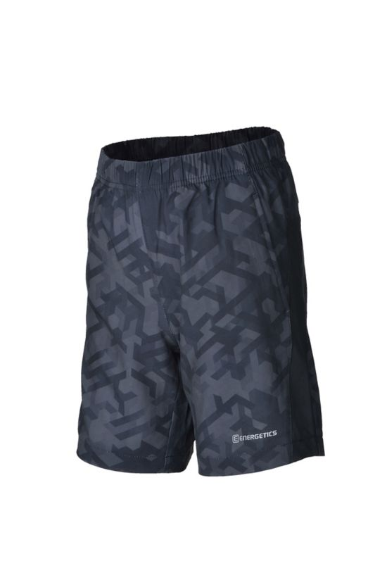 EN Tempa Treningsshorts Junior BLACK/MULTICOLO
