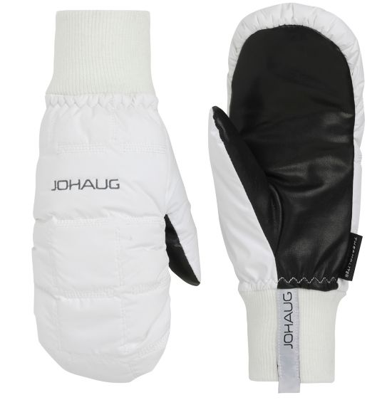NOW Warm Padded Mitten  WHITE
