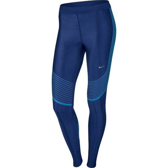 Power Speed Tight Dame 457-DEEP ROYAL