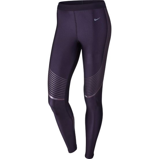 Power Speed Tight Dame 524-PURPLE DYNA