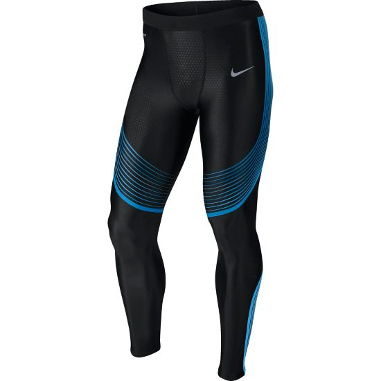 Power Speed Tight Herre BLACK/LT PHOTO