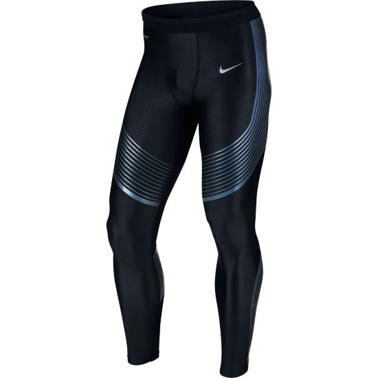Power Speed Tight Herre 025-BLACK