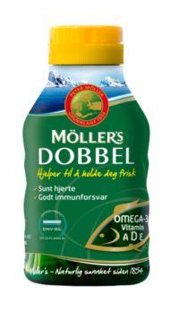 Dobbel Omega-3