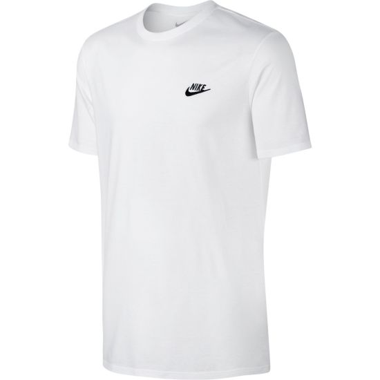 Core Embroded T-skjorte Herre 100-WHITE/WHITE