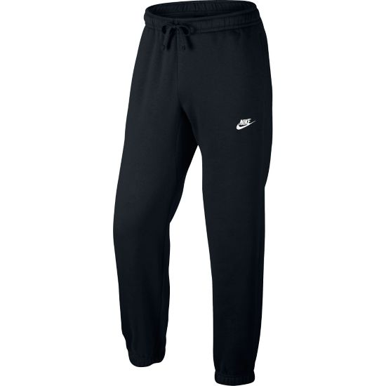 Sportswear Joggebukse Herre 010-BLACK/WHITE