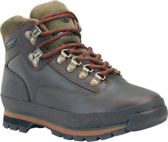Eurohiker Leather Br Brown W BROWN