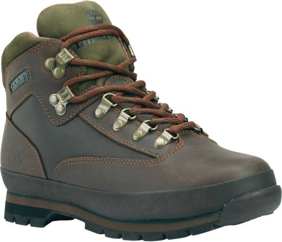 Eurohiker Leather Br BROWN