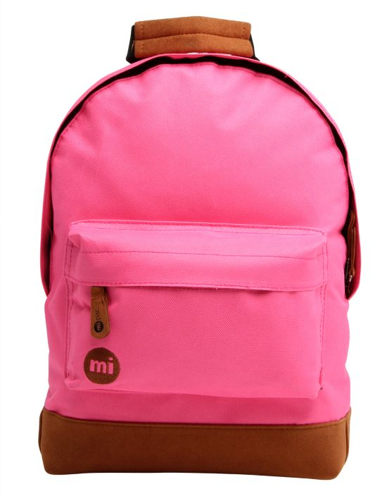 Mini Classic Ryggsekk HOT PINK
