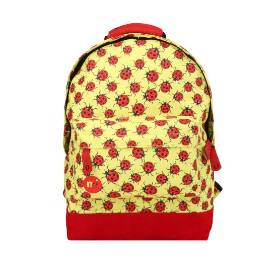 Mini Ryggsekk YELLOW/RED