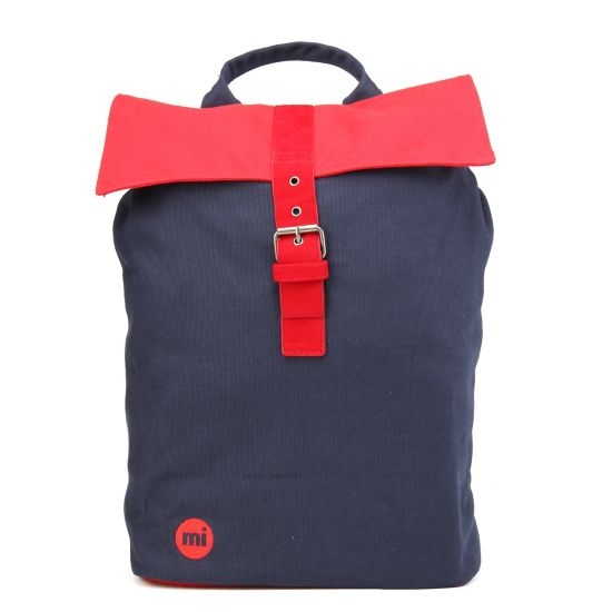 Day Pack Ryggsekk NAVY/RED
