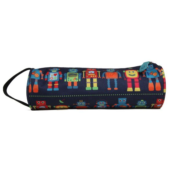 Pencil Case Penal BLUE MULTI
