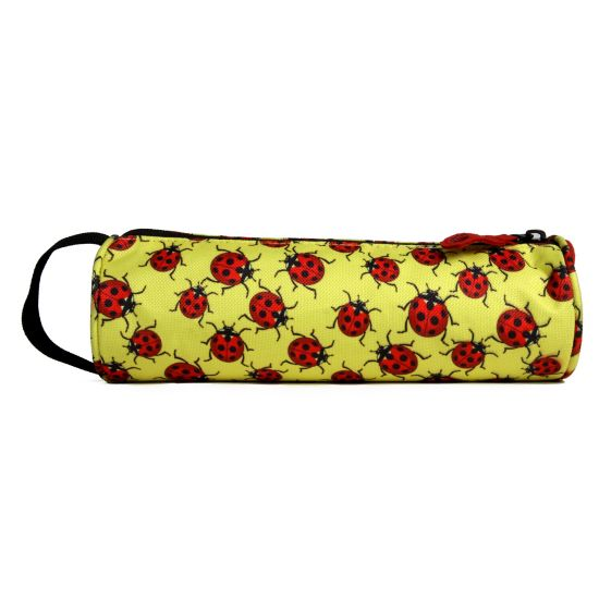Pencil Case Penal YELLOW/RED