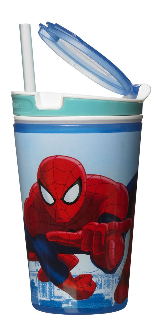 Snackeez Drikkekopp SPIDERMAN