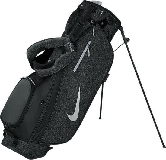 Ultralett Bærebag III 002-BLACK/SILVE
